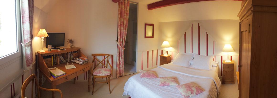 Chambre d'hôte amarante à Verton - côte d'opale